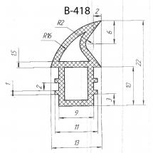 B-418